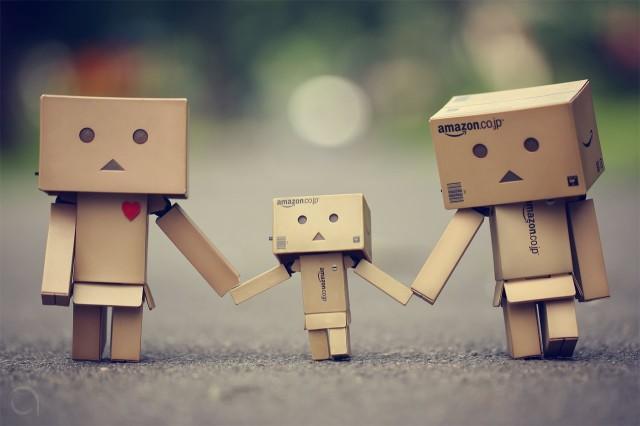 tiny-cardboard-family