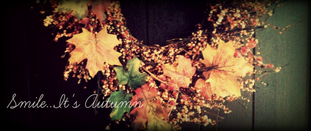 smile autumn